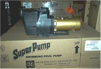 Swimming pool accessories pentair pool pumps for Hayward sp2607x10 replacement motor