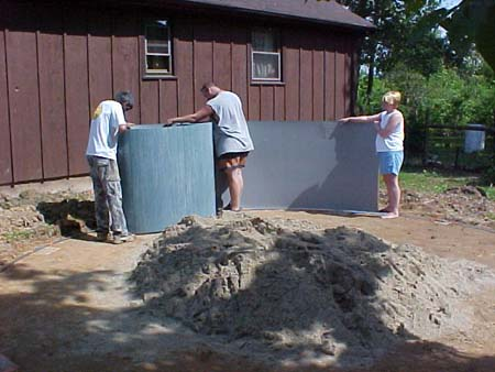 Do It Yourself Above Ground Pools Polarpools Com