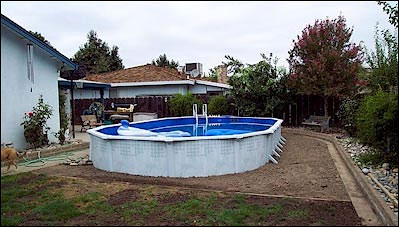 above ground pool kit installations