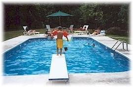 swimming pool maintanance